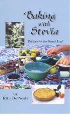 Baking With Stevia Volume 1