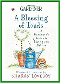 Sharon Lovejoy's A Blessing of Toads
