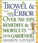 Sharon Lovejoy's Trowel and Error