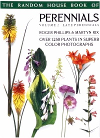 Random House Book of Perennials Late Perennials