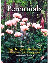 Perennials by Roger Phillips and Martyn Rix